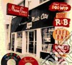 The music city story cd musicale di V.A.BLACK POPULAR MU