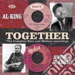 Al King / Arthur K. Adams - Together cd musicale di King al k/adams ar