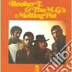 Booker T. & The Mg's - Melting Pot cd musicale di Booker t & the mgs