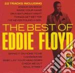 Eddie Floyd - Best Of cd musicale di Eddie Floyd