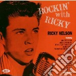 Nelson, Ricky - Rockin  With Ricky cd musicale di Nelson Rick