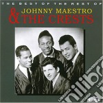 The best of the rest cd musicale di Crests The