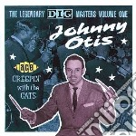 Johnny Otis Show - Creepin  With The Cats cd musicale di Johnny otis show