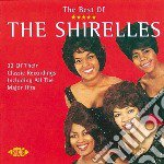 The best of... cd musicale di Shirelles The