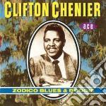 Clifton Chenier - Zodico Blues And Boogie cd musicale di Clifton Chenier