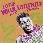 Little Willie Little - Going Back To Kay Cee cd musicale di Little willie littlefield & fr