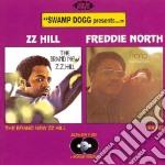 Z Z Hill / Freddie North - Brand New Z Z Hill/friend cd musicale di Zz hill & freddie north