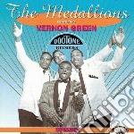 Vernon Green & The Medallions - Speedin cd musicale di Medallions feat. vernon green