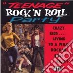Teenage Rock N Roll Part cd musicale di Artisti Vari