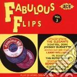 Fabulous flips volume 3 cd musicale di Artisti Vari