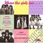Where The Girls Are cd musicale di Artisti Vari