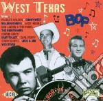 West Texas Bop cd musicale di P.wilson/s.west & o.
