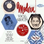 Modern Vocal Groups Vol4 cd musicale di J.belvin/cliques/p.anka & o.