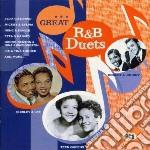 Great R&b Duets cd musicale di I.&t.turner/huey & jerry & o.