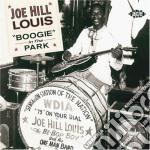 Louis, Joe Hill - Boogie In The Park cd musicale di Louis hill joe