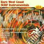 Rare West Coast Surf cd musicale di Strangers/storms/surfmen & o.