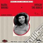 Hadda Brooks - Swingin  The Boogie cd musicale di Brooks Hadda