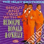 Isley Brothers - Shout And Twist cd musicale di Brothers Isley