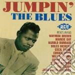 Jumpin  The Blues cd musicale di Jumpin' the blues