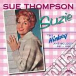 Sue Thompson - Suzie cd musicale di Thompson Sue