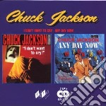 Chuck Jackson - I Don't Want To Cry cd musicale di Jackson Chuck