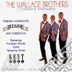 Lover's prayer - cd musicale di The wallace brothers