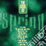 Soul Of Spring cd musicale di J.verdell/g.green/m.jackson &