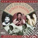 Dave Hamilton's Detroit Dancers cd musicale di Dave hamilton's detroit dancer