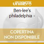Ben-lee's philadelphia - cd musicale di Patty & emblems/intruders/c.sc