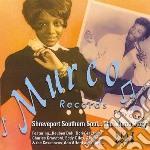 Shreveport Southern Soul cd musicale di Artisti Vari