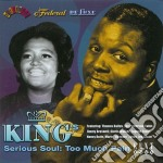 King - Serious Soul cd musicale di King