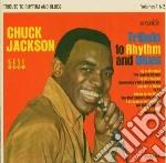 Chuck Jackson - Tribute To Rhythm And Blues cd musicale di Jackson Chuck