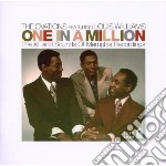 Louis Williams/ovati - One In A Million The Xl/sounds Of Memphi cd musicale di The ovations feat.lo