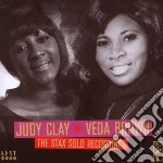 Judy Clay, Veda Brow - Stax Solo Recordings cd musicale di Judy clay & veda bro
