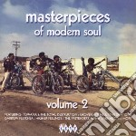 Masterpieces Of Modern Soul Volume 2 cd musicale di AA.VV.