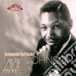 Lou Johnson - Incomparable Soul Vocalist cd musicale di Lou Johnson
