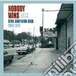 Nobody Wins - Stax Southern Soul cd musicale di Wins Nobody