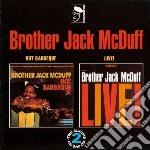 Jack Mcduff - Hot Barbeque / Live cd musicale di Jack Mcduff