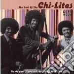 Chi-lites - Best Of cd musicale di CHI-LITES