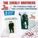 The fabulous style of... cd musicale di The Everly brothers