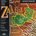 Zambiance cd musicale di Artisti Vari