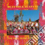 Huaynos And Huaylas cd musicale di Huaynos & huaylas