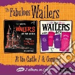 At the castle/& co. cd musicale di The wailers + 6 bt