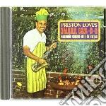 Preston Love's Omaha Bar-b-que cd musicale di Love's Preston