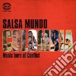 Salsa mundo: colombia -music born of con cd musicale di Artisti Vari