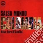 Salsa Mundo Columbia cd musicale di Colombia V.a.