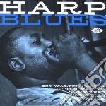 Harp Blues cd musicale di B.walter horton/little walter