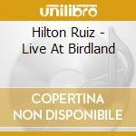 Live at birdland cd musicale