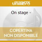 On stage - cd musicale di Flesser Peter