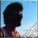 Greg Brown - One More Goodnight Kiss cd musicale di Greg Brown